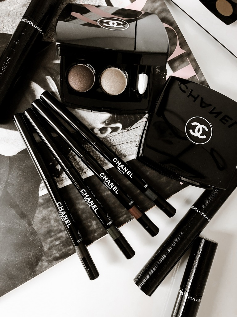 CHANEL The New Eye Collection!
