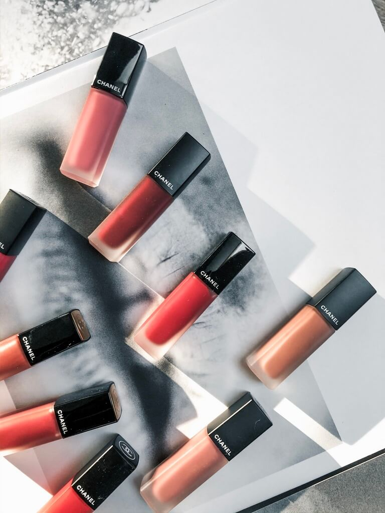 Chanel Rouge Allure Ink / Rouge Allure Ink Fusion