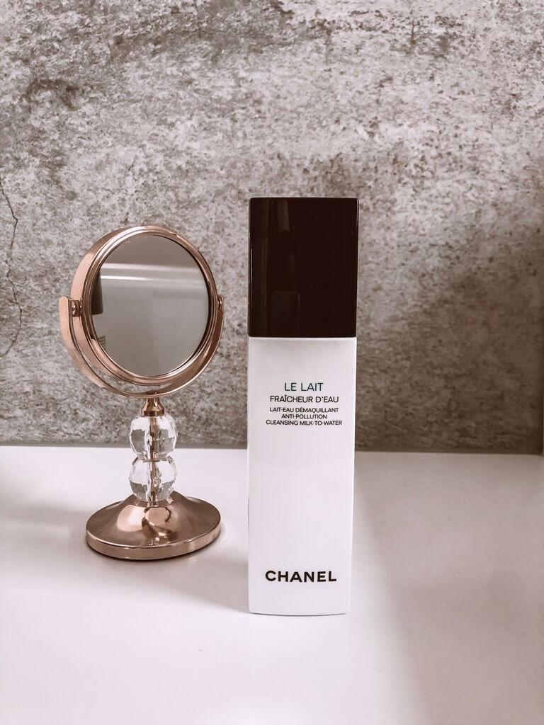 Chanel LE LAIT FRAÎCHEUR D'EAU OCZYSZCZAJĄCE MLECZKO ANTI-POLLUTION