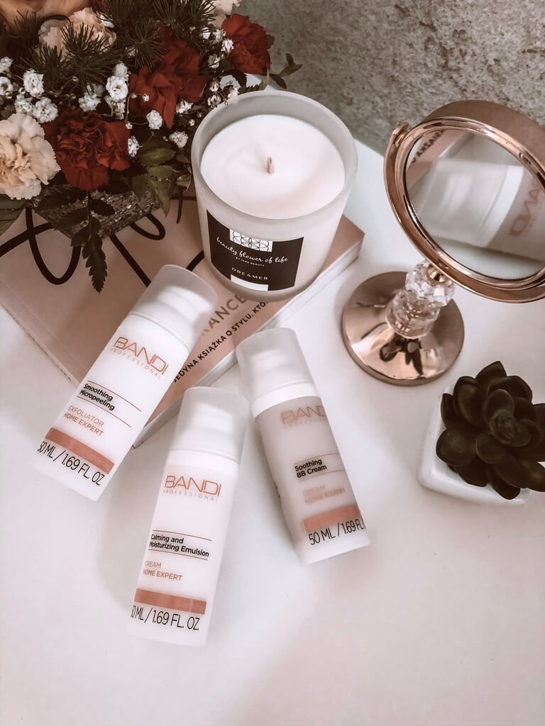 Specjalistyczna linia kosmetyków do pielęgnacji domowej