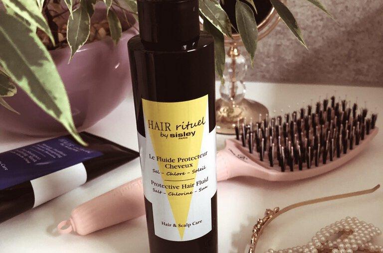 Sisley Protective Hair Fluid.