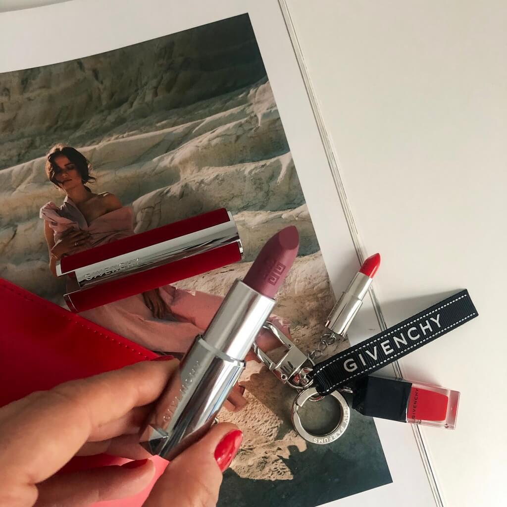 Givenchy Le Rouge Deep Velvet !