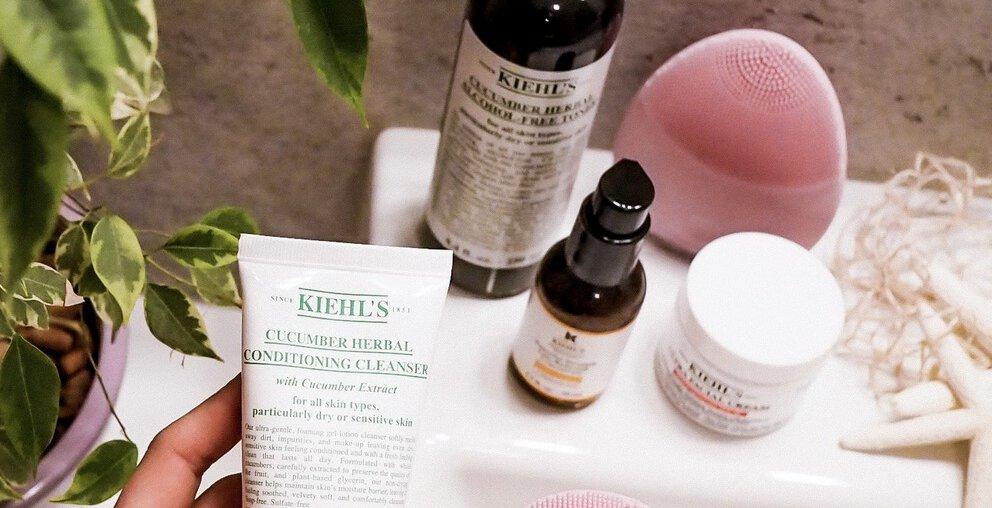 #kiehlspolska Cucumber Herbal Conditioning Cleanser