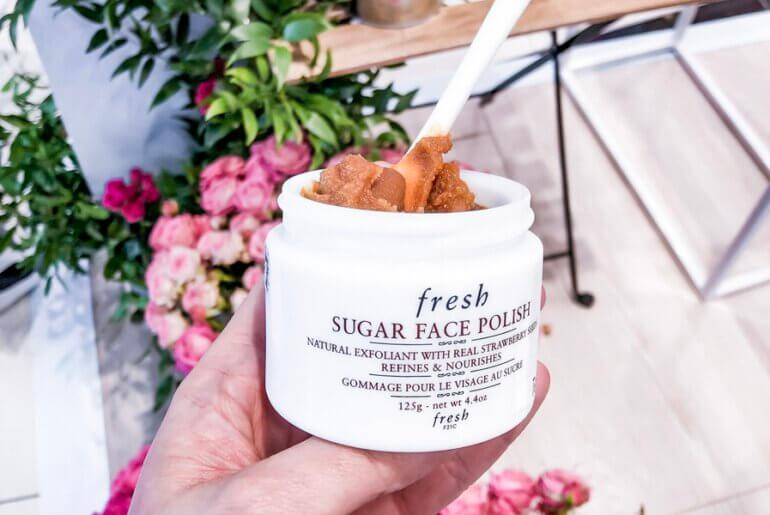 Fresh Sugar Face Polish