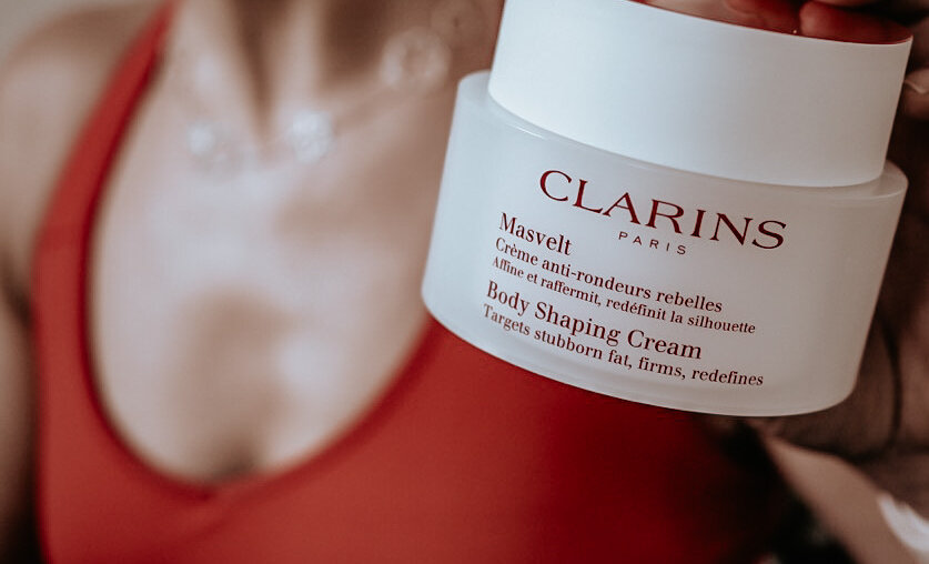 "Clarins Body Shaping Cream ""Masvelt"""