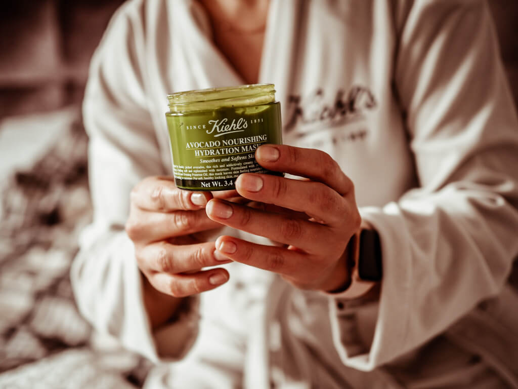 #kiehlspolska Avocado Nourishing Hydration Mask