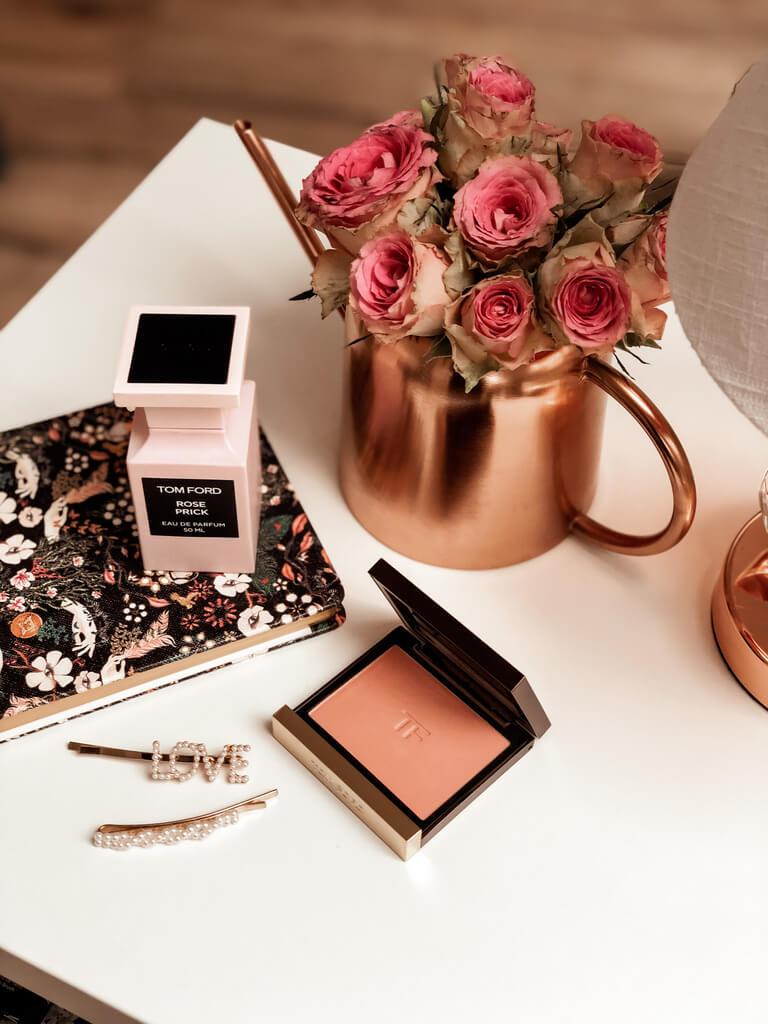 Tom Ford Cheek Color 01 Frantic Pink