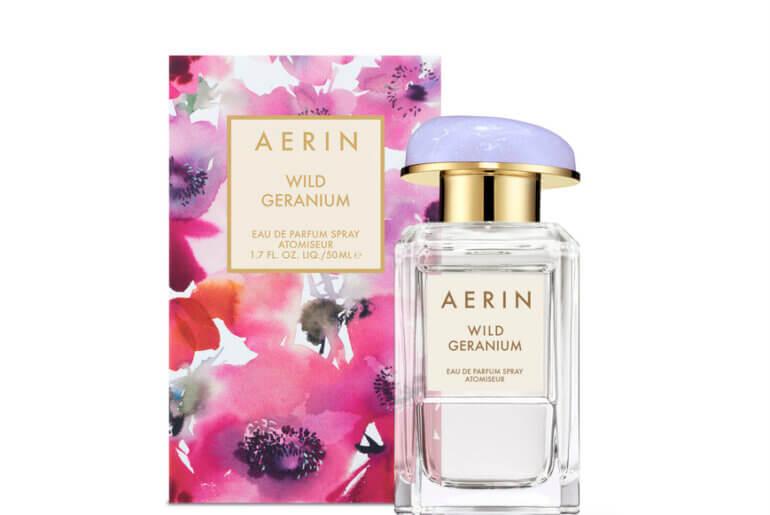 Kolekcja AERIN Fragrance NOWOŚĆ! Wild Geranium