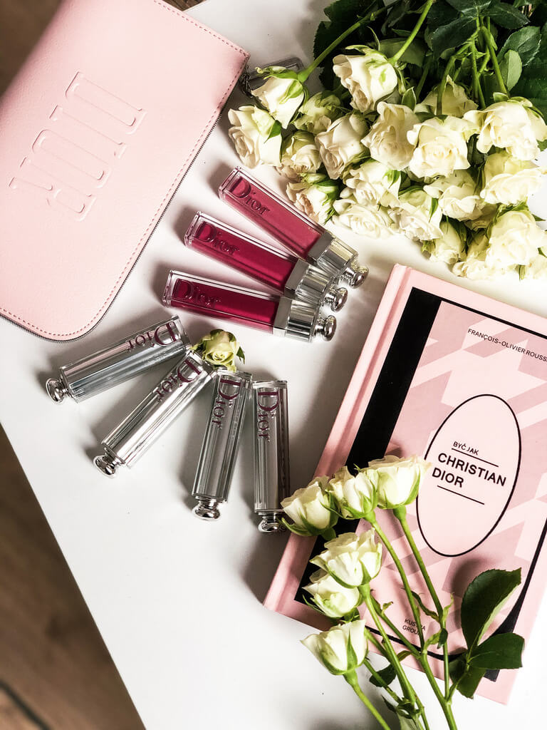 Dior NEW STELLAR HALO SHINE & STELLAR GLOSS