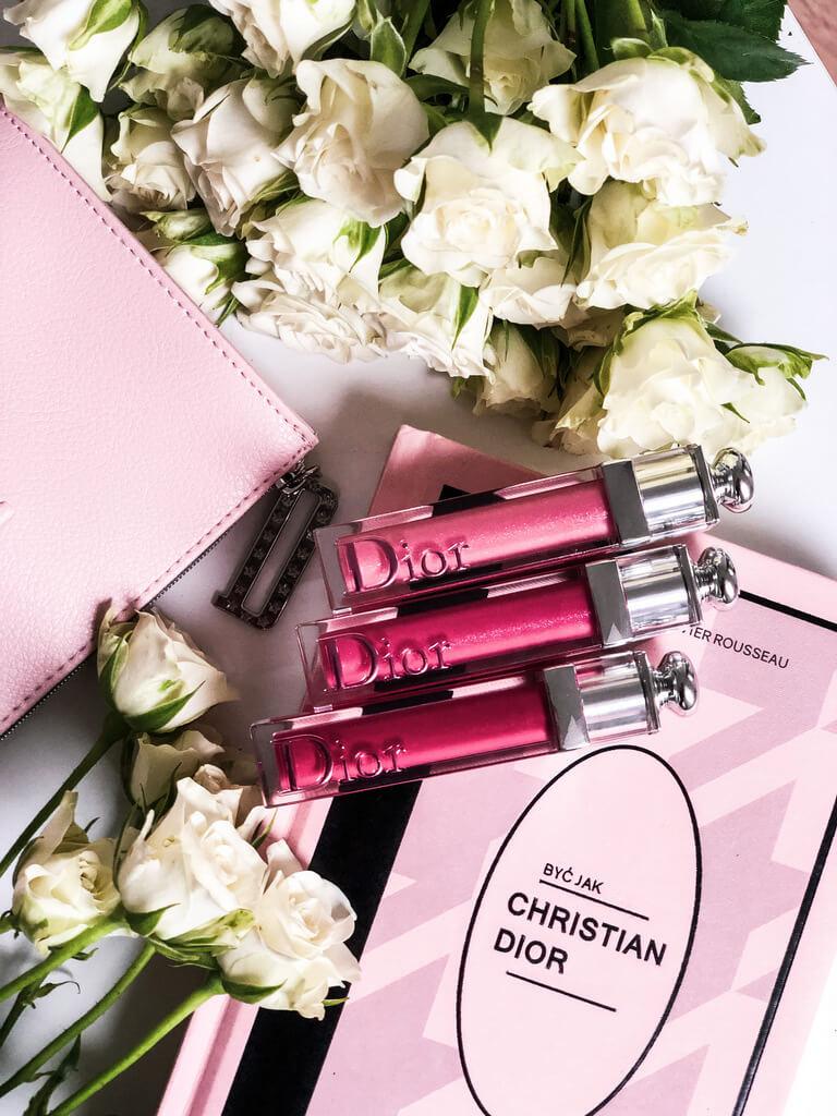 Dior NEW STELLAR HALO SHINE & STELLAR GLOSS !