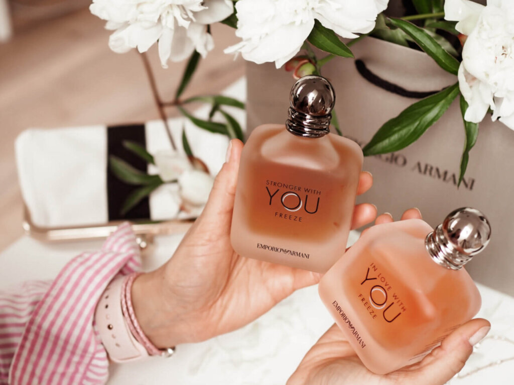 Emporio Armani In love with you Freeze !