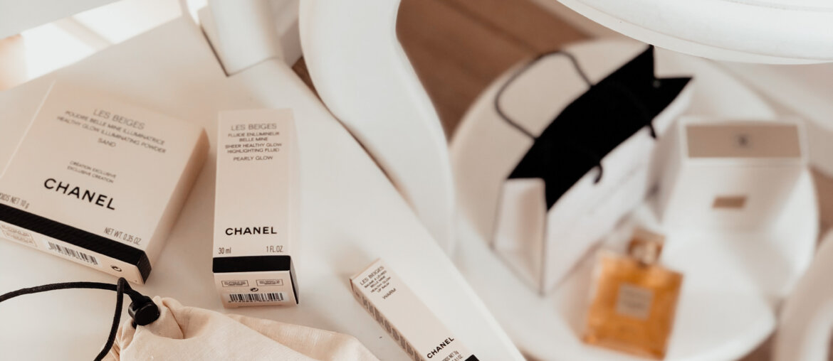 CHANEL LES BEIGES SUMMER OF GLOW !