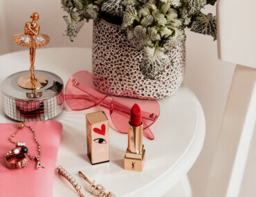 YSL ROUGE PUR COUTURE No 110 !