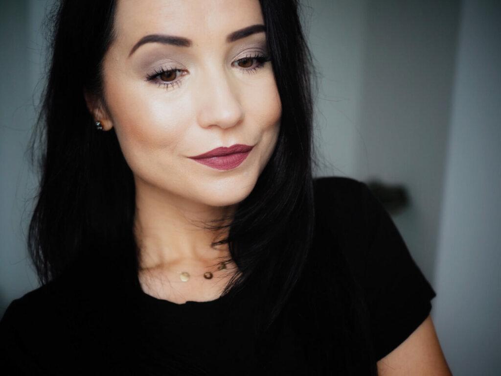 Natasha Denona MARK YOUR LIQUID LIPS MATTE - płynna matowa pomadka 25 Louise