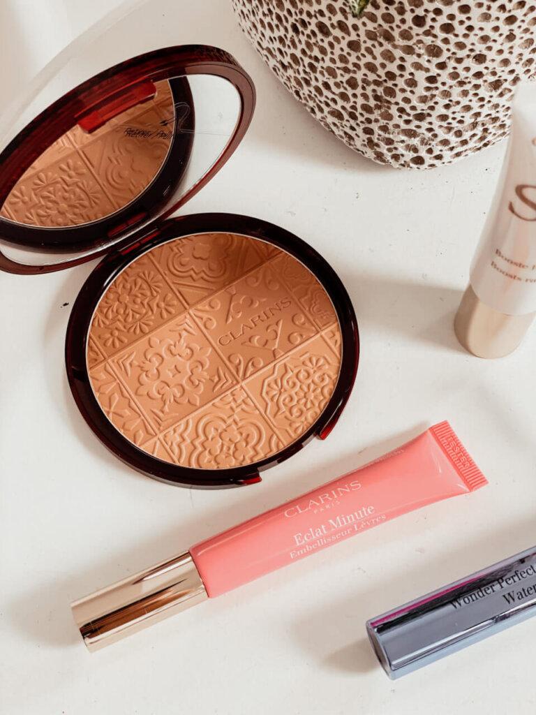 Clarins! letni makijaż z kolekcją Sunkissed!