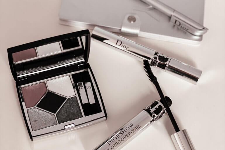 Dior 079 Black Bow