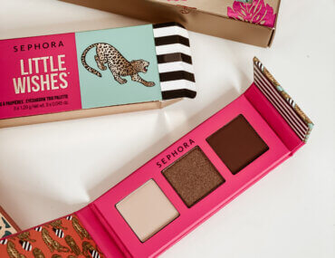 Sephora Collection Little Wishes Eyeshadow Trio